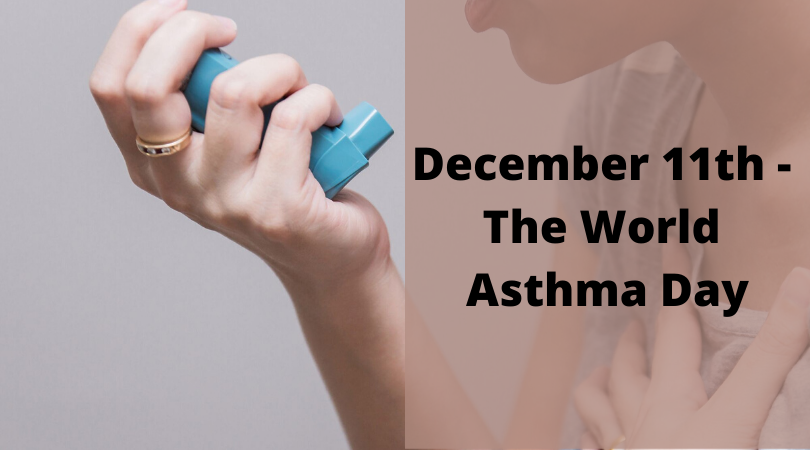 December 11th - The World Asthma Day